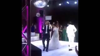 Σάκης Τανιμανίδης - Χριστίνα Μπόμπα: Ο πρώτος χορός του ζευγαριού!