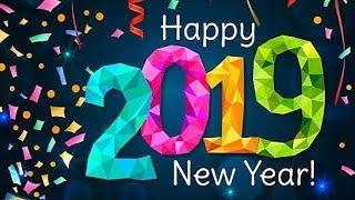 Happy New Year 2019 II Happy New Year Whatsapp Status Video 2019