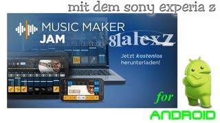 music maker jam android app free