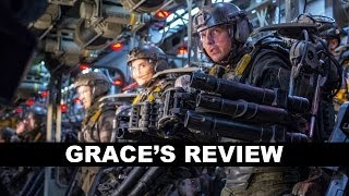 Edge of Tomorrow Movie Review with Tom Cruise - Beyond The Trailer
