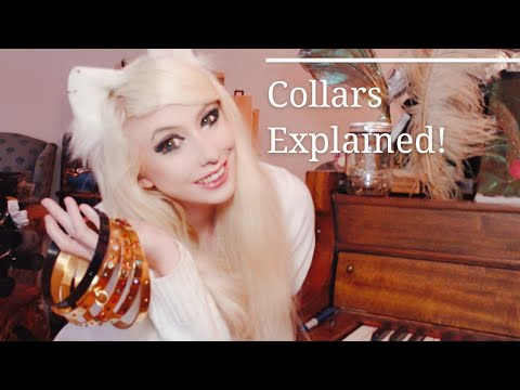 Collaring meanings & Chateau Collars! from YouTube · Duration:  5 minutes 34 seconds