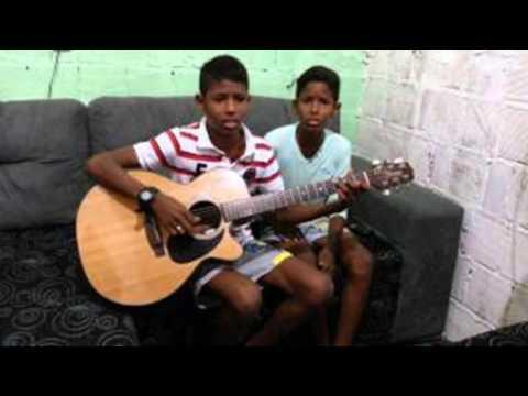 Lucas Rock e Gabriel - O MANDAMENTO- louvor abençoado para nossa vida