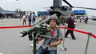 NHỮNG TÊN LỬA PHÒNG KHÔNG VÁC VAI HIỆN ĐẠI NHẤT THẾ GIỚI (MANPADS Man-portable air-defense system)