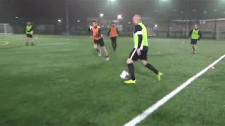 Cover images Soccer Coaching Corner to Corner Possession Game