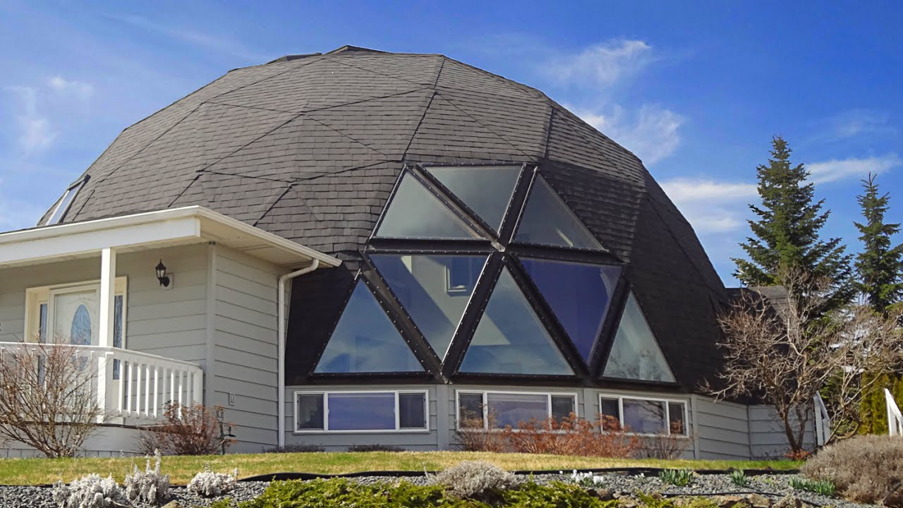 Dome Home Design Ideas: Amazing Geodesic Dome Homes, Breathtaking Homes