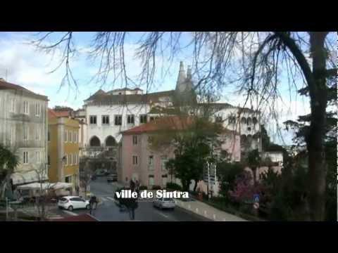 #portugal-le-palais-national-,-vieille-ville-médiévale-de-#sintra