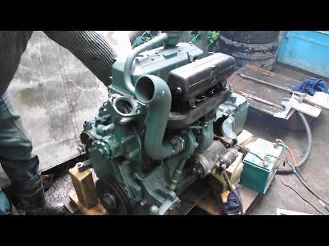 запуск Om364a после кап ремонта