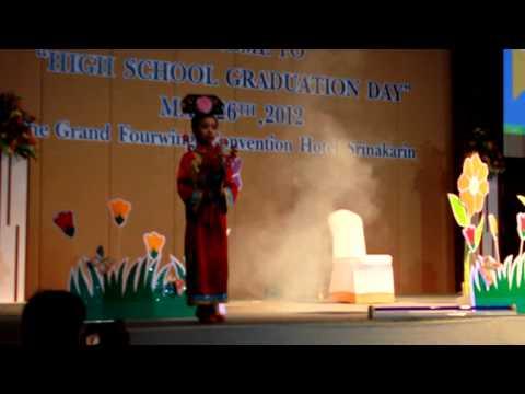 High School Graduation of PAN ASIA INTERNATIONAL SCHOOL