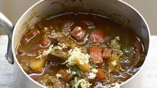 Венгерский суп-гуляш. Правильный гуляш.