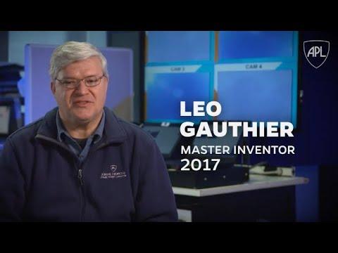 APL Master Inventor 2017: Leo Gauthier