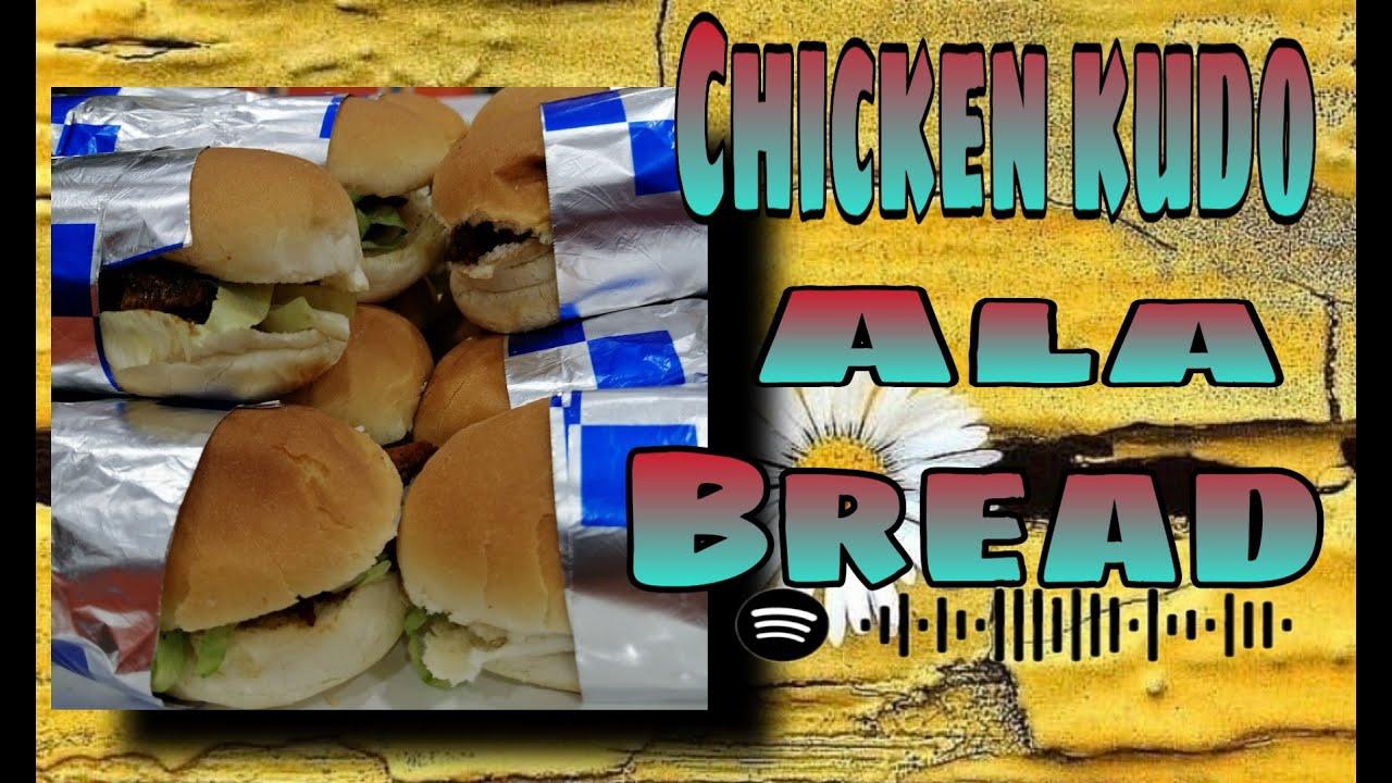Arabic Style (Chicken Kudo) ala Bread  Charmz Cordero