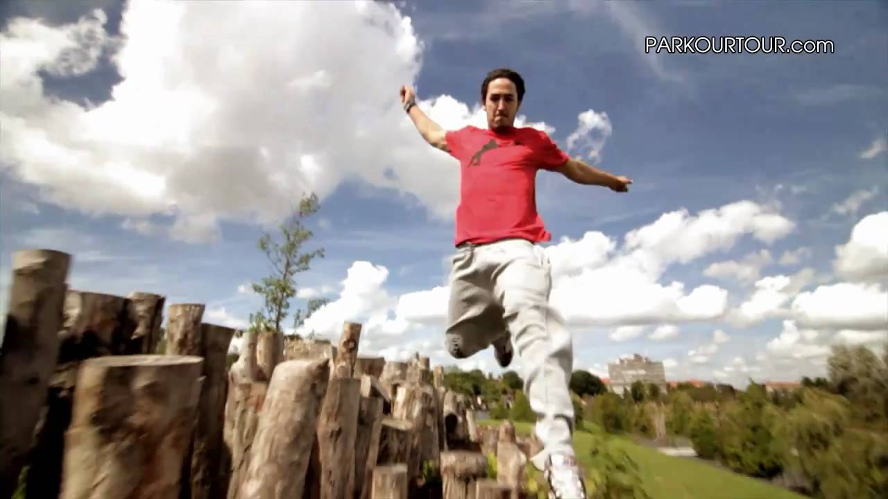 Amsterdam Action Daniel Ilabaca Parkour Tour Youtube