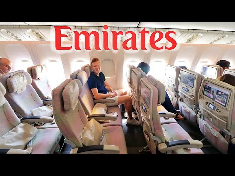 Emirates Economy Class | How's Their 777-300ER in 2019?