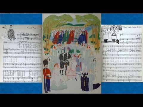 Iolanthe (Act 1) - 1951 - Martyn Green - D'Oyly Carte - G&S