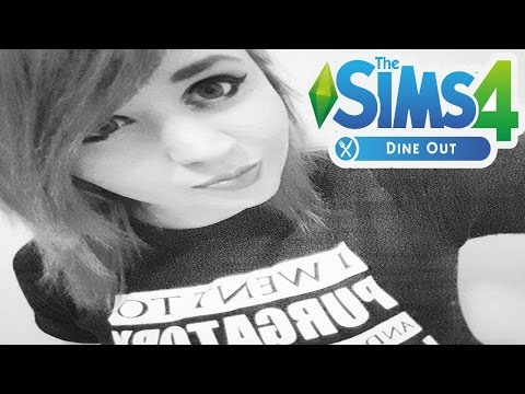 Lets Play the Sims 4 Dine Out | Gameplay |