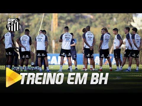 Elenco foca na Copa da Brasil e treina em dois períodos