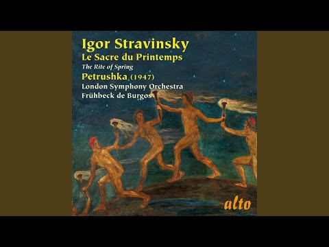 Ballet Suite: Petrushka (1947) : Danse Russe mp3