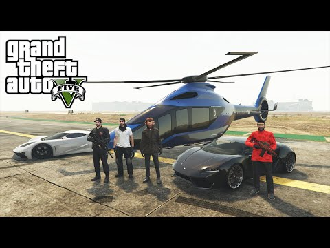 GTA 5 Online Further Adventures in Finance and Felony DLC Update
