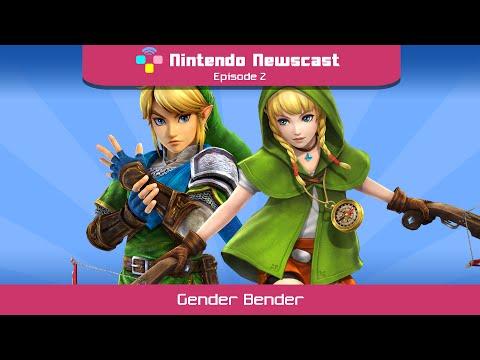 The Nintendo Newscast #2: Gender Bender