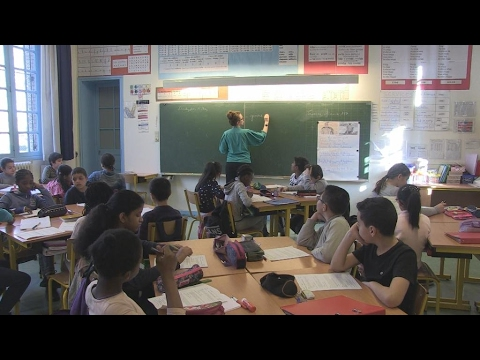France's public school system: Caught in a downward spiral?