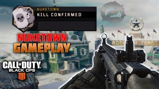 NUKETOWN GAMEPLAY - Black Ops 4 Nuk3town No Commentary