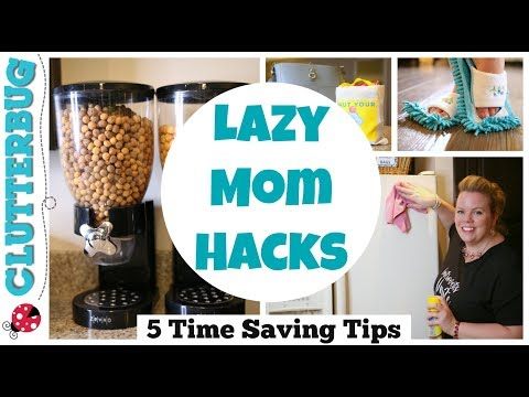 Time-saving Hacks for that Busy Lady