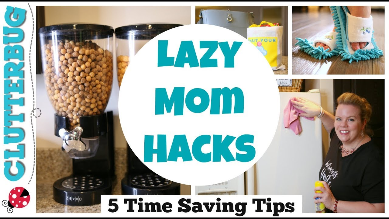 Download Lazy Mom Life Hacks - 7 Time Saving Parenting Tips
