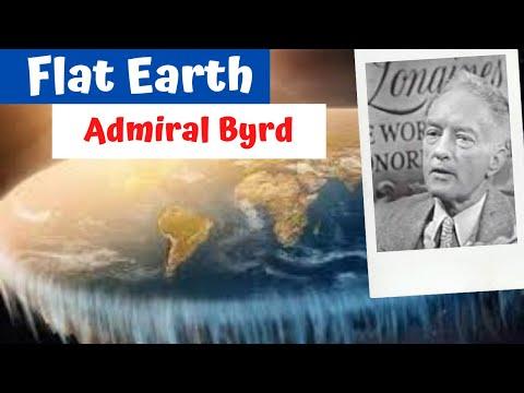 Admiral Byrd (Freemason) - Full Interview: Antarctica expedition! Flat earth proven? thumbnail