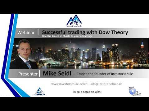 Successful trading with the Dow Theory Pro AddOn 23  November 2017