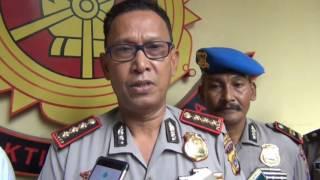 Pengendara Yang Maki Anggota Satlantas Diperiksa Polisi