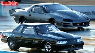 Street Outlaws Small Tire Race - No Prep Kings Texas thumbnail
