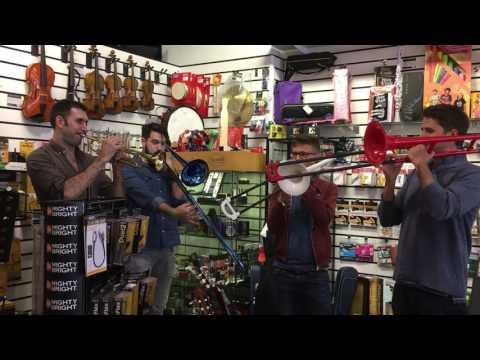 I Dreamed a Dream - Brass Quartet - Ackerman Music Brighton