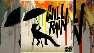 Bruno Mars - It Will Rain (lullaby)