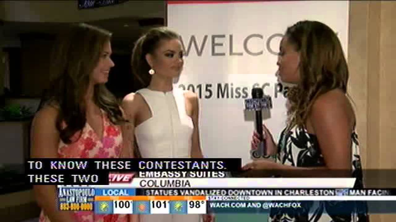 Miss SC prelim winners' interview 6/24 Good Day Columbia ...