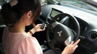 電気自動車 三菱i-MiEV(アイ・ミーブ)の試乗レポート