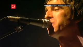 Oasis live at Barrowlands [FULL GIG] Glasgow 13 Oct 2001