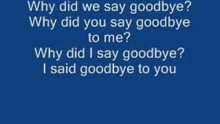 Dave Maclean - We Said Goodbye