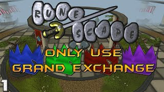 Old School RuneScape - First Flips! | Only Use G.E - [Episode 1]