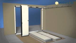 watch now h rmann sektionaltor ecostar renomatic epu 40 lpu 40 teil 1. Black Bedroom Furniture Sets. Home Design Ideas
