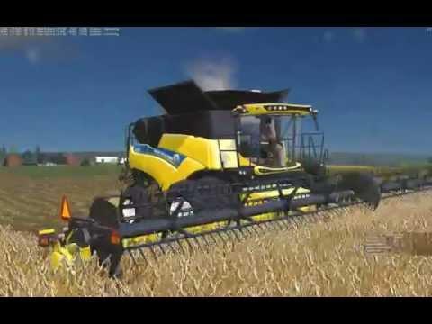 Farming Simulator 2015:  MP Harvest