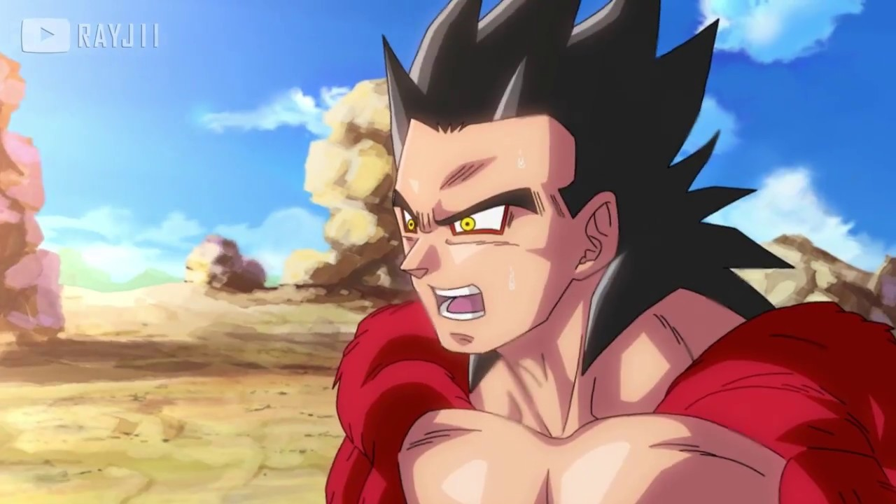 Dragonball af goku turns into super saiyan 5 youtube - Goku 5 super saiyan ...