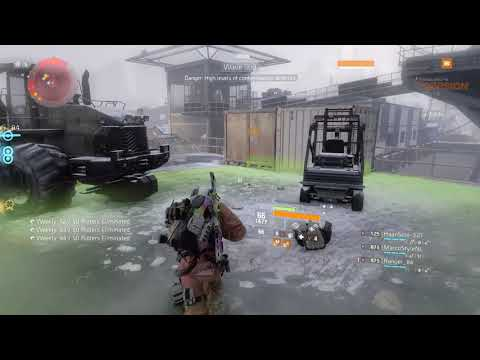 The Division 1.8 PTS - Resistance Wave 1-50 on/in the Intrepid w/ Marcostyle ( ͡° ͜ʖ ͡°)
