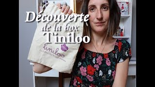 ❥BOX TINILOO FUTURE MAMAN 🍼