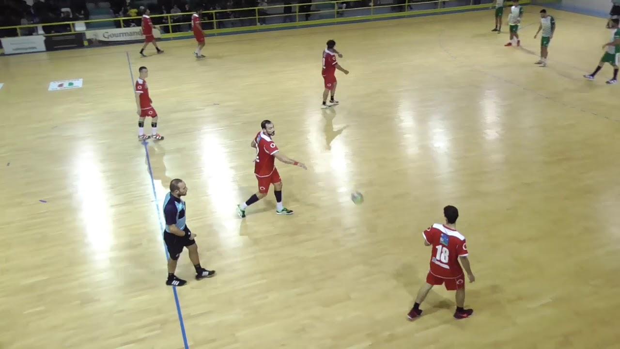 Serie A1M [7^]: Noci-Benevento 27-22