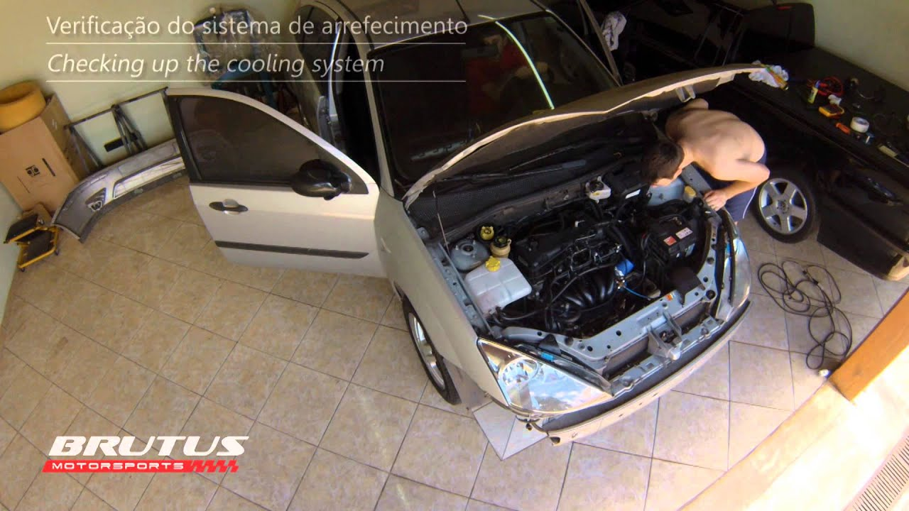 Ford Focus 16 Zetec Rocam Flex Turbo  Primeira partida do motor  YouTube