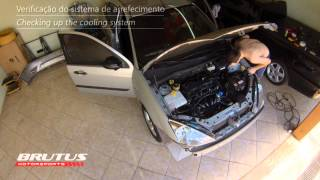 Ford Focus 1.6 Zetec Rocam Flex Turbo - Primeira partida do motor