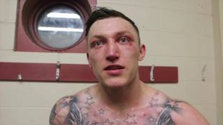 LIGHT-HEAVYWEIGHT DEC SPELMAN CASTS MISERY ON NATHAN KING WITH 3rd RD TKO WIN - TALKS RICKY SUMMERS