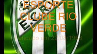 Hino do Esporte Clube Rio Verde