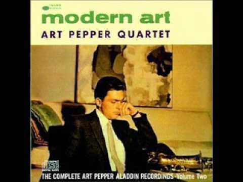 Art Pepper - Webb City (Alternate Take)