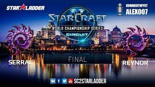 2018 WCS Montreal — Final: Serral (Z) vs Reynor (Z)